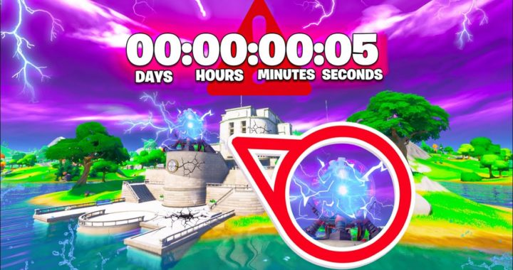 Fortnite Final Stage Doomsday Device Is Now Live In Fortnite Final Stage Gameplay Fortniteros Es